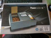 Stopfmaschine Powermatic 3 Elektrisch