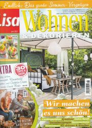 Lisa Wohnen und Dekorieren - Ausgabe
