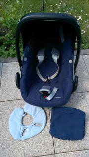 Maxi Cosi Pebble blau