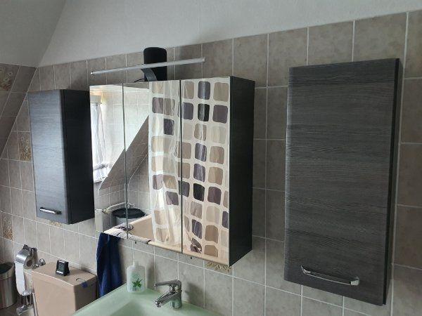 Badezimmer hochwertig komplett