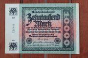 10000 Mark 1923 UNC Nicht
