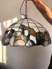 Wohnliche Tiffany-Lampe