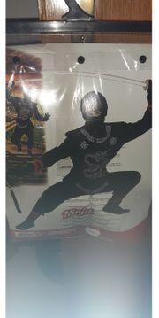 Faschingskostüm Ninja gr 158