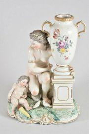 Porzellan Figurengruppe Frankenthal 1779