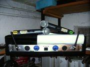 Funkmikrofonanlage