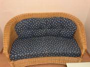 Rattancouch 2-Sitzer