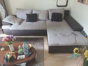 Couch mit Bettfunktion 500 Euro