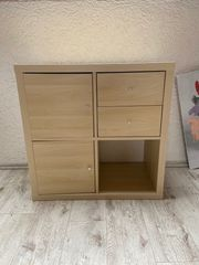 Ikea Kallax Regal 2x2 Fächer