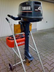 Außenboarder Yamaha 4 PS 2
