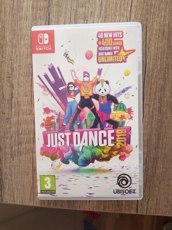 spiele Nintendo switch justdance2019