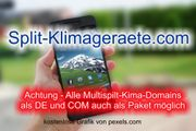 Top-Level com Domain - Split-Klimageraete com -