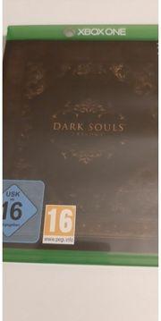xbox dark souls trilogy