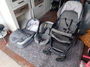 Kinderwagen Hauck 3in1