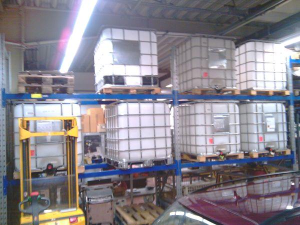 1000 Ltr IBC Wasserbehälter
