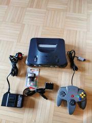 Nintendo 64 Tasche Controller