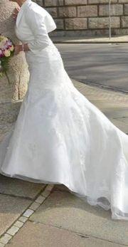 Brautkleid zu verkaufen große 38
