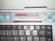 TransaView Server Roline Konsole kvm