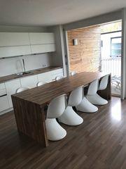 Panton Stühle - 8 Stück