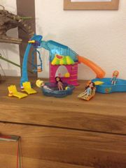 Polly Pocket Supersalto-Rutsche