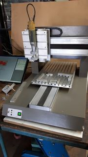 CNC Fräsmaschine Kosy Massiv A3