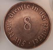 Medaille Drittes Reich