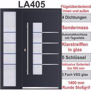 Welthaus Haustür DeLuxe ALU105 Aluminium