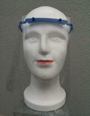 Faceshield Visier Gesichtsmaske Faceschild Gesichtsvisier