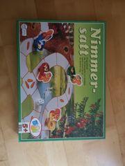 Spiel Nimmersatt mit Eichhörnchen