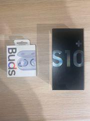 S10Plus 128GB Prism Black NEU