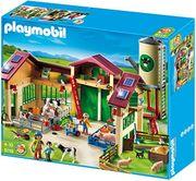 playmobil Bauernhof 5119 mit Traktor