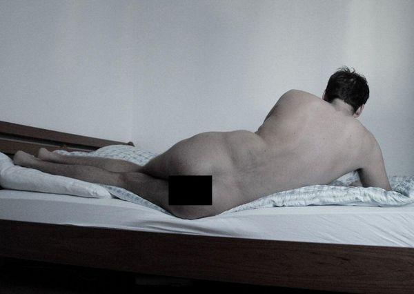 Hübscher Mann möchte erotisch massiert