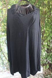 neuwertiges schwarzes Kleid Größe 44