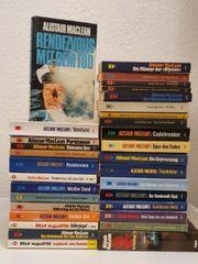 Alte Bücher Sammlung Alistair Mc