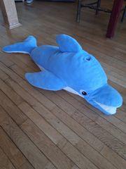 Stofftier Delfin