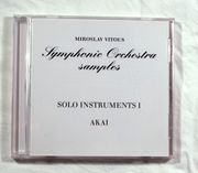 Miroslav Vitous Sample CDs