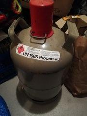 11 kg Gasflasche leer Kaufflasche