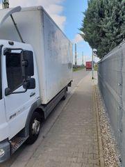 LKW-Fahrer Spedition Nahverkehr Mainz-Worms-Alzey