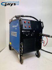 EWM WEGA 400 wassergekühlt Schweißmaschinen