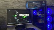 Gamer PC Set i7 GTX