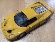 Ferrari F50 gelb von Burago