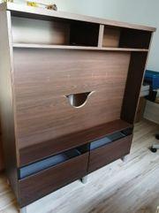 Ikea Besta dunkelbraun TV-Schrank