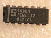 Zähler IC SN 7490AN
