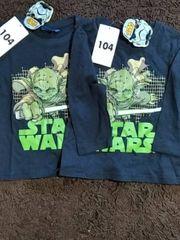 2x Langarmshirts Star Wars gr