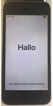 iPhone 5s gebraucht guter Zustand