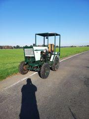 eigenbau Traktor Schlepper