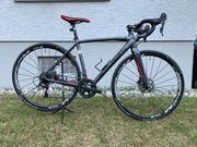 Rennrad Querfeldeinrennrad Cyclocross Gravelbike zu