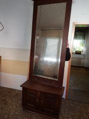 Spiegelschrank aus den 1930er Jahren