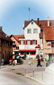Mehrfamilienhaus mit Gewerbe in Sindelfingen