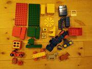 Lego Duplo Konvolut Zeitraum frühe