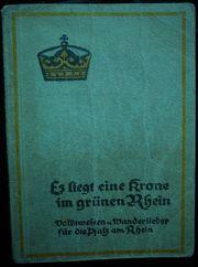 Buch Es liegt eine Krone
